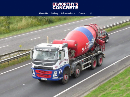 Edworthy's Concrete Ltd