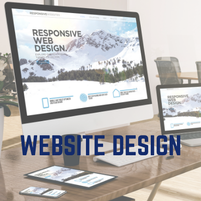 Website Designed for multiple devices