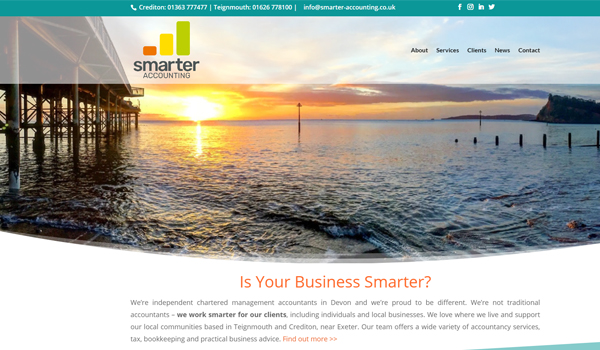 Smarter Accounting Services Limited
